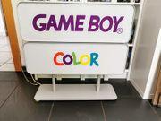Nintendo Gameboy Color Leuchtreklame Neon