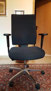 Verstellbarer Bürostuhl - Neuwertig