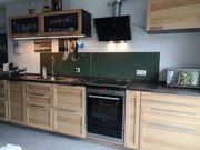 Küche IKEA Torhamn Esche Echtholz