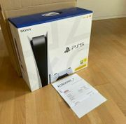 PlayStation 5 Blu-Ray Edition NEU