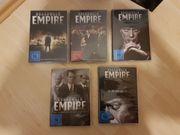 DVD - Serie Boardwalk Empire