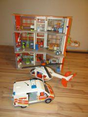 Playmobil CityLife 6657 Kinderklinik mit
