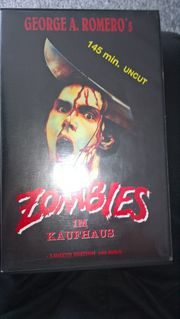 VHS Zombies im Kaufhaus - LIMITED EDITION