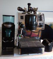 Kaffeemaschine Dalla Corte Mini mit