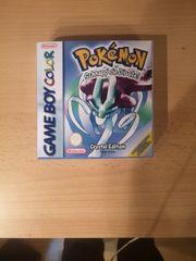 pokemon Kristall Edition Nintendo Gameboy