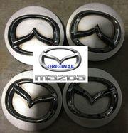 4 X Original MAZDA Emblem