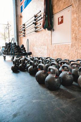 Bild 4 - 500 m² Halle Trainingsfläche Fitnessstudio - Leipzig Plagwitz