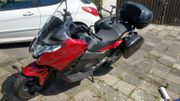 Honda Integra Motorrad Roller