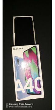 verkaufe Samsung Galaxy a40