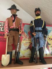 ACTION TEAM MAN COWBOY UND