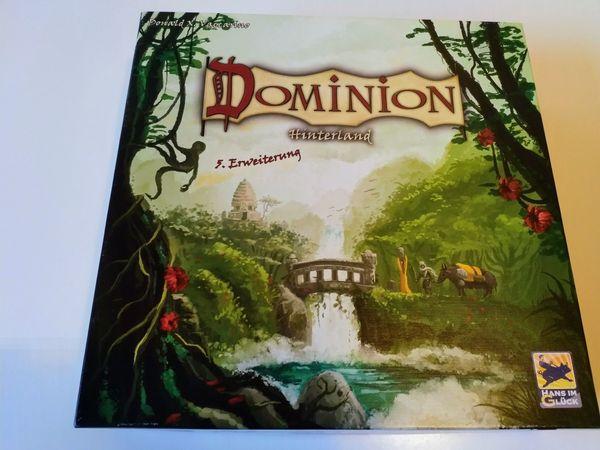 Dominion Hinterland 5 Erweiterung Verlag