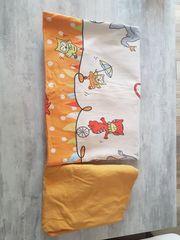 Winter Babybettwäsche Unisex mit passendem