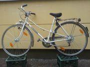 Nostalgie-Damen-Fahrrad Fabrikat Jungherz
