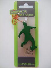 Munkees Schlüsselanhänger Fußballer mit Flaschenöffner
