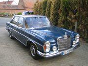 Oldtimer Mercedes 300 SE W108