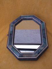 Schlüsselkasten mit Spiegel rustikal