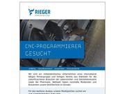 CNC-Programmierer m w d