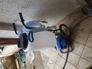 Solarbefüllanlage Fußbodenheizungspülgerät zu vermieten