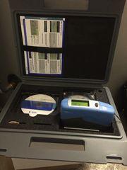 Glanzmessgerät Messung 25 60 80