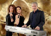Italienische band Live Musik mit