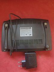 AVM Fritzbox 7490 Router schwarz