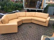 Echt Leder Couch von COR