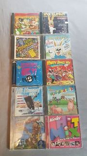 div CDs 80er 90er 2000er