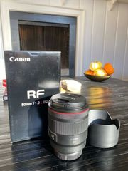 Canon RF 50mm F1 2