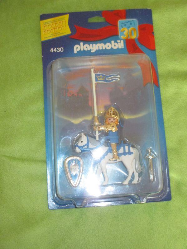 Goldener Ritter von Playmobil 30