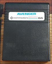Avenger - Commodore 64 Modul