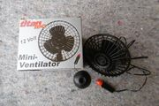 Mini Ventilator Titan Tec 12