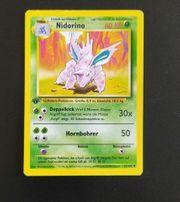 Pokemon Karte Nidorino 37 102