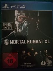 mortal kombat xl ps 4