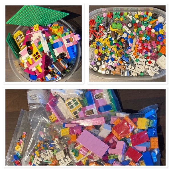 Auflösung der Lego Friends Sets
