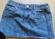 Jeans-Minirock Gr 36 Colours of