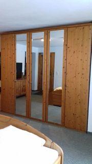 Schlafzimmer Massivholz