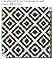 Teppich 200x200cm zu verschenken