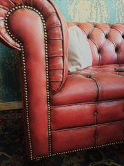 Chesterfield - Sofa ca 1880