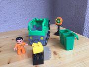 LEGO duplo Müllabfuhr gebraucht