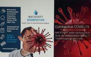 Gebrauchslösung zur Desinfektion