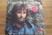 Schallplatte von Maxime Le Forestier