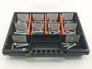 115 tlg Zylinderschrauben Sortiment Schraubebox