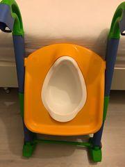 Kinder WC Sitz mit Aufstieg