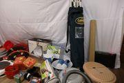 Camping Zubehör Flohmarkt