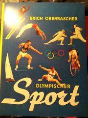 Sammelbilder Album Olympischer Sport