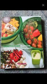 Tupperware Dampfwunder Kochbuch Neu