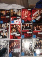 Criminal Minds Staffeln 1 bis
