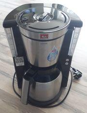 Melitta Filterkaffeemaschine neuwertig