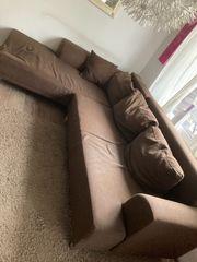 Zu verschenken Sofa