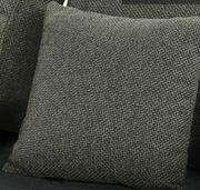 5 Sofa Deko Kissen grau